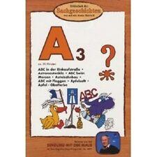 BIBLIOTHEK DER SACHGESCHICHTEN (A3): ABC, APFELSAFT DVD