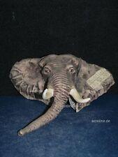 +# A001390_08 Goebel Arbeitsmuster, Wildtiere, 52-011, Tierköpfe, Elefant