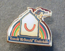 PIN MCDONALD´S RONALD MC DONALD KINDERHILFE GLASIERT   (AN2373)