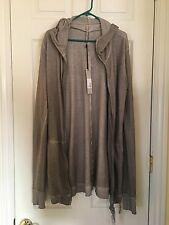 SILENT by DAMIR DOMA Sz Large Hoodie Jacket