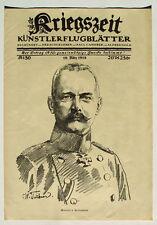 Wilhelm Trübner Ulrich Hübner General Erich von Falkenhayn Orden Dardanellen