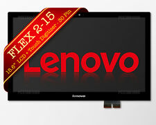 "NEW TOUCH LENOVO FLEX 2-15 20405 15.6"" LCD LED SCREEN DIGITIZER ASSEMBLY FAST"