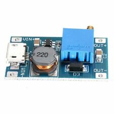 2A DC-DC Adjustable Step-up down boost Converter module Micro USB 2-24V à 5v-28V