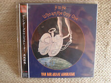 VAN DER GRAAF GENERATOR WHO AM THE ONLY ONE MINI LP CD JAPANESE JAPAN JPN MINT