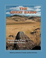 The Great Basin : People and Place in Ancient Times (2008, Paperback)