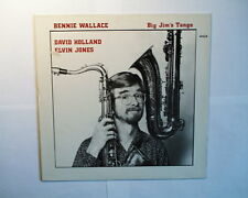Bennie Wallace  Big jim`s  Tango   LP Near Mint    $$$$