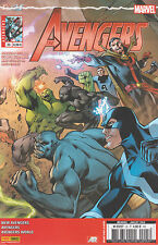 The AVENGERS N° 25 Marvel France 4EME Série Panini COMICS couv 1/2