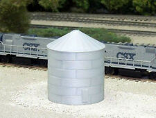 RIX PRODUCTS 30 FOOT CORRUGATED GRAIN BIN KIT N Scale 628-0703