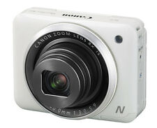 Canon PowerShot N2 16.1MP WiFi Self Camera (White) + SD Card -Fedex to USA