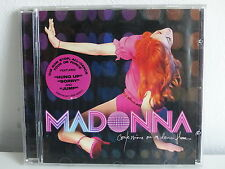 CD ALBUM MADONNA Confessions on a dance floor 9362 49460 2