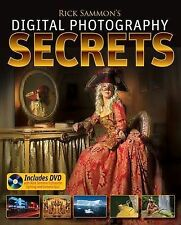 Rick Sammon's Digital Photography Secrets, Sammon, Rick, Good, Paperback
