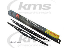 "FRONT WIPER SET 18""/18""(SPLR) GOLF 2,JETTA2,PA2,T3VAN (F) (SPOILER) VW GOLF (MK2"