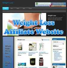 Automated Amazon Affiliate Weight Loss Website Business For Sale