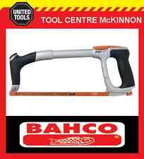 "BAHCO ERGO 325 12"" / 300mm HACKSAW FRAME WITH BI-METAL BLADE – MADE IN SWEDEN"