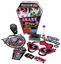 Monster High compartir o asustar a juego de mesa (sellado)