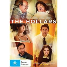 THE HOLLARS-DVD-Margo Martindale-Region 4-New AND Sealed