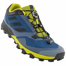 16' Adidas Outdoor Terrex Trailmaker Shoes Hiking Trail Running Men 9 Tech Steel