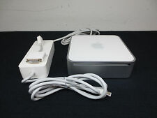 Apple Mac Mini 2.0 GHz 4GB 120GB SuperDrive A1283 EMC:2264 Early 2009 MB463LL/A