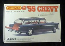 Matchbox AMT '55 Chevy Nomad 1/25 Scale Model Kit