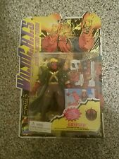 WildC.A.T.S. Wildcats Grifter Action Figure Black & Red Free Shipping