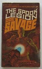 DOC SAVAGE #16 SPOOK LEGION KENNETH ROBESON BANTAM 1967 3RD PTG PB