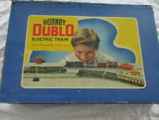 HORNBY DUBLO  TRAIN ELECTRIQUE MECANO