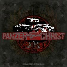 "Panzerchrist ""Regiment Ragnarok"" CD [War Death Metal Commando from Denmark]"
