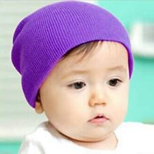 Cute Baby Beanie Hats Boy Girls Soft Winter Warm Hat Kids Knitted Cap Xmas Gifts