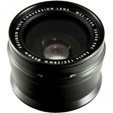 Wide for FUJIFILM X100 conversion lens black WCL-X100 from japan