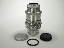 Tair-11 f/2.8 133 mm silver M39-M42 lens made in USSR S/N 012683 Excellent! CLA!