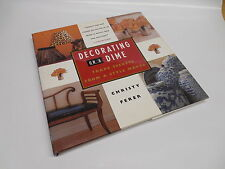 Decorating On A Dime Guide Book Low Cost Home Decor Materials & Designs