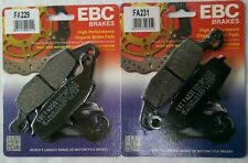 Suzuki DL1000 V Strom (2002 to 2010) EBC Kevlar FRONT Brake Pads (2 Sets)