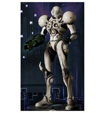 First 4 Figure Metroid Prime Echoes Samus Light Suit