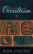 Aspects of Occultism, Dion Fortune, Excellent Book
