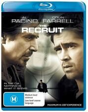 The Recruit (Blu-ray, 2008) BRAND NEW & SEALED