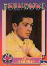 Farley Granger, Actor, Hollywood Star, Walk of Fame Trading Card -- NOT Postcard