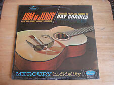 TOM & JERRY Play Ray Charles MERCURY LP guitar -SEALED-  ~MG 20671~