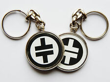 TAKE THAT Pop Band Quality Chrome Keyring Picture on Both Sides!