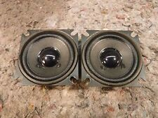 "1 PAIR 2"" BOSE TWEETERS CAR SPEAKERS 4OHM 25W@4k 96-04 ACURA RL FRONT DOORS 19"