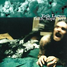 ERIK LARSON - FAITH,HOPE,LOVE   CD NEU