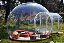 MAISON IGLOO BULLE GONFLABLE TENTE -  IGLOO AIR BUBBLE HOUSE INFLATABLE TENT