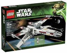 NEW & SEALED! LEGO 10240 Star Wars UCS Red Five X-Wing Starfighter - RETIRED