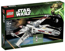 LEGO Star Wars Red Five XWing Starfighter 10240 UCS Set New Sealed R2D2 SOLD OUT