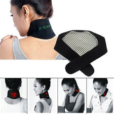 Magnetic Self Heating Neck Heat Therapy Belt Lumbar Support Pain Relief Protecto