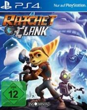 Playstation 4 Ratchet und Clank TopZustand
