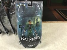 DC Comics Collectibles Batman Arkham City Figure MOC -  SERIES 2 THE RIDDLER