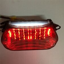 XH 1998-2005 Honda Super Hawk VTR1000 VTR1000F Smoke LED Tail Light Turn Signal