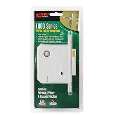 Lane 1000 Series SWING DOORS MORTISE LOCK 60mm Backset, Satin Stainless Steel