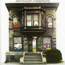 José Feliciano, Jose Feliciano - Compartments [New CD]