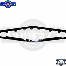 67-68 Camaro RS Rally Sport Grill - Chrome Trim Molding Moulding - UPPER & LOWER